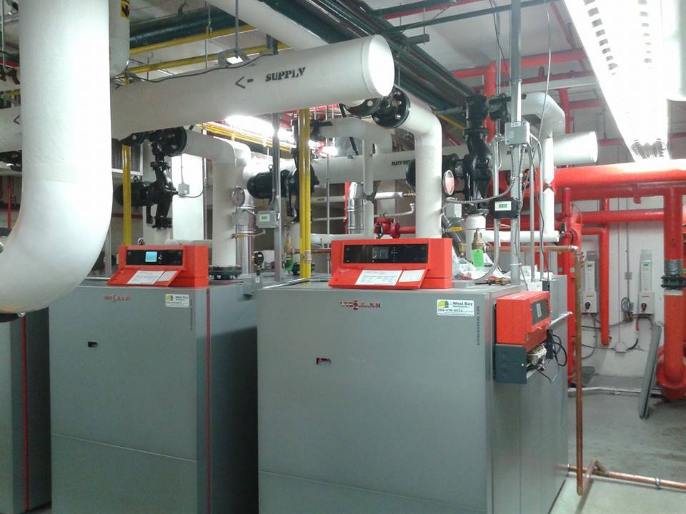 Camosun Boiler Room 1
