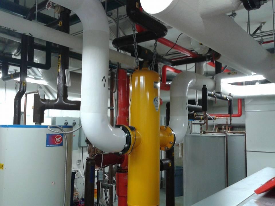 Camosun Boiler Room 4