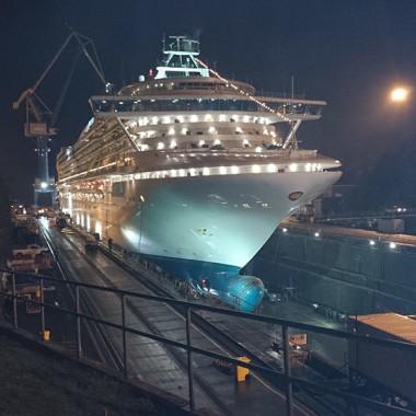 Cruise Ship Repair/Refit