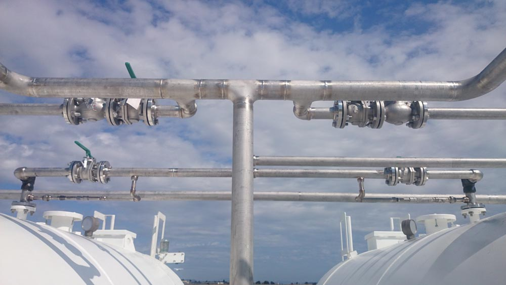 Aviation Stainless Steel Fuel Lines 6