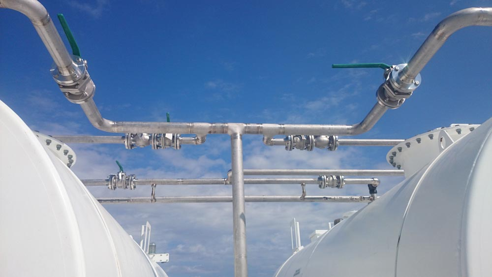 Aviation Stainless Steel Fuel Lines 7