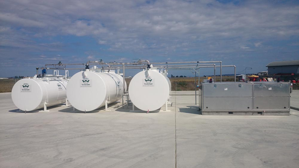 Aviation Stainless Steel Fuel Tanks 4