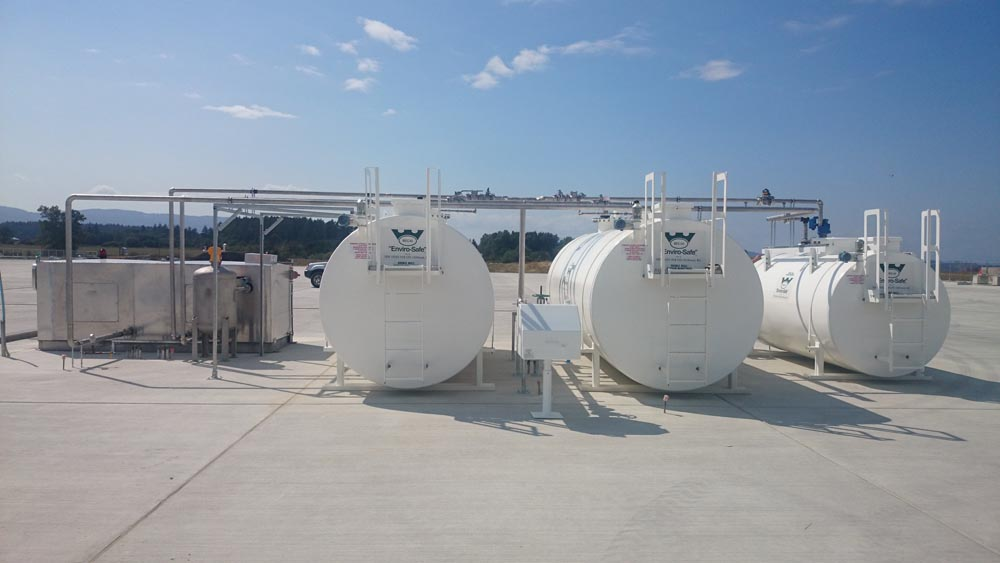 Aviation Stainless Steel Fuel Tanks 5