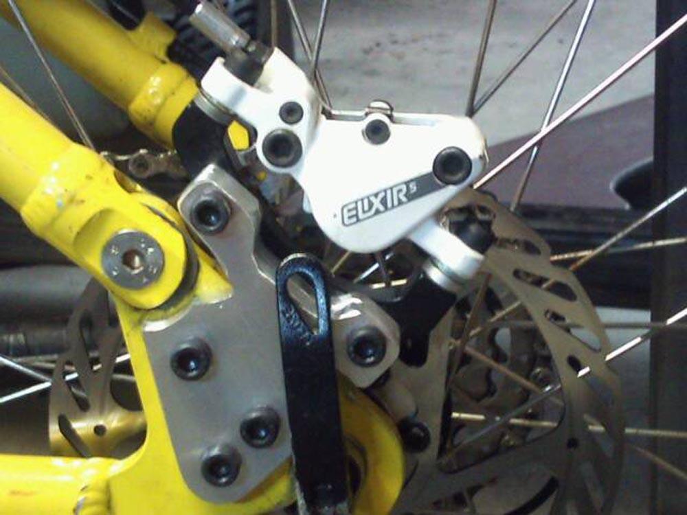 misc-welding-and-fabrication-Custom-Aluminum-Bike-Brake-Mount